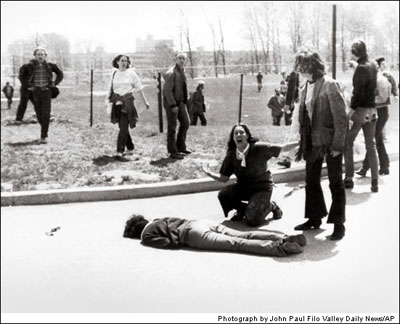Kent State, May 4, 1970