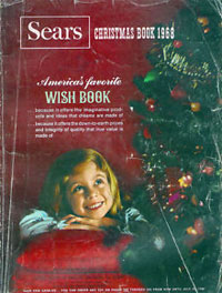 Sears 1968 Wish Book